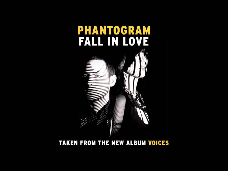 I love the hip hop sampling on this track: Phantogram 'Fall In Love' [Official Audio]