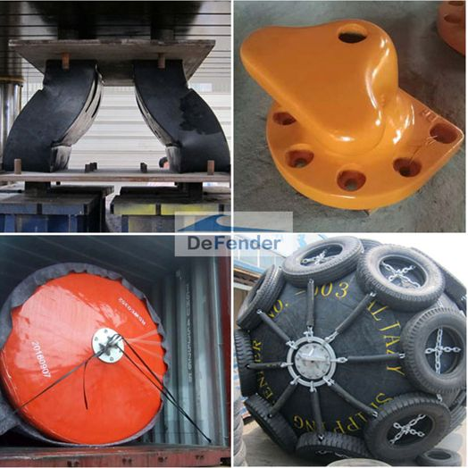 Yantai Defender Maritime Co.,Ltd Offers More Cost-effective Solutions For Any Maritime Application With Varieties Of Marine Fenders