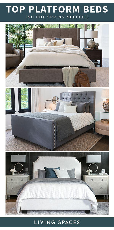 Designer Bed Styles To Upgrade Your Bedroom Platform Beds Make It