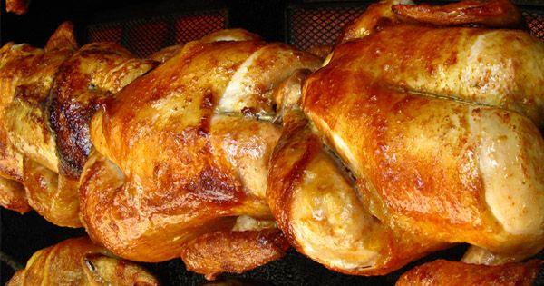 Tempero profissional para frango assado. Nós diminuímos a quantidade para você fazer no seu fogão convencional. Tempero de Frango Assado de Padaria