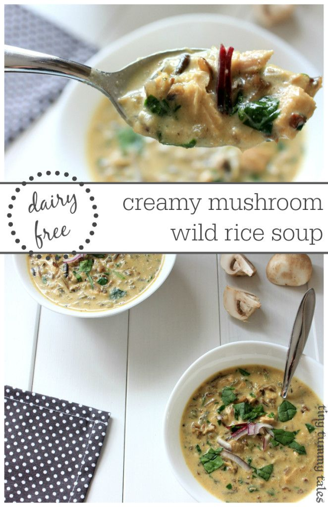... wild rice soup recipes yummly creamy beef mushroom and wild rice soup