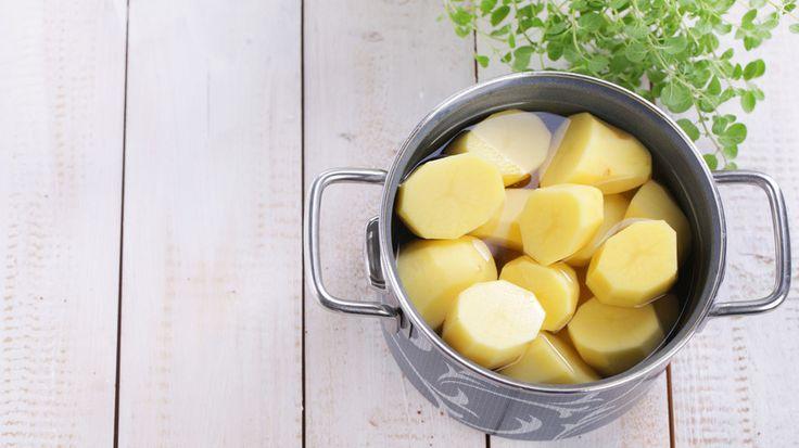 Menu Wędrowca Starego  i nie tylko.: Nie wylewaj wody z ziemniaków. Uratuje Ci życie!