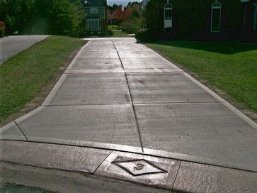 Concrete Driveway Design Ideas we specialize in modern rectangle concrete driveways yelp Concrete Driveway Design Ideas Pictures Remodel And Decor Page 9