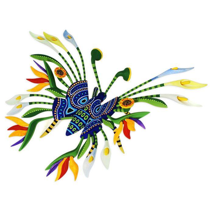 Luis Pablo: Flowers Butterfly