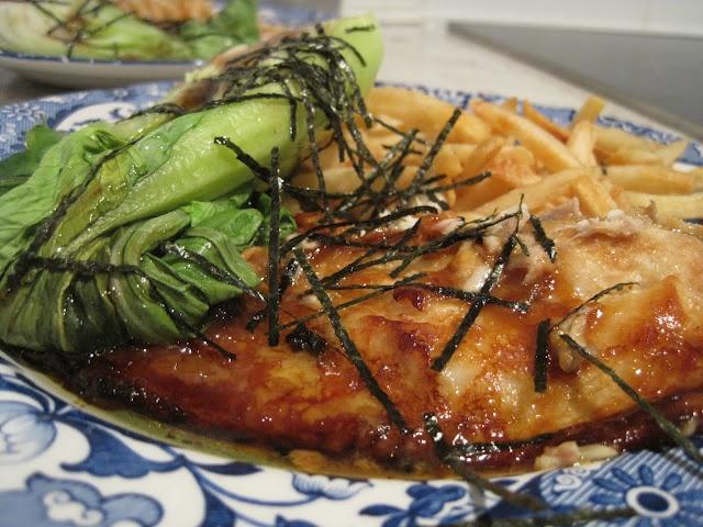 Bill granger 39 s miso fish recipe for Miso sauce for fish