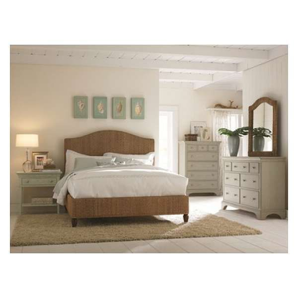 Exceptional Banana Leaf 5 Piece Weave Bed Set By American Drew,banana Leaf Weave Queen  Bed,american Drew Ashby Park 3 Piece Banana Leaf Weave Bedroom Set,ashby  Park ...