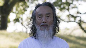 Zen brush mind