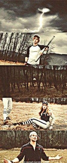 Crepúsculo ♥ Juego de Baseball ♥ The  Cullens