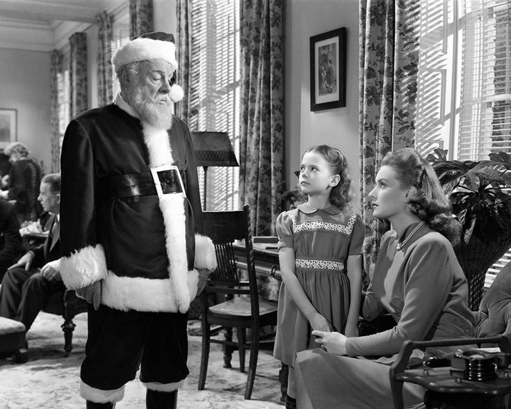 Although it tops most classic Christmas movie lists, Miracle on 34th Street actually opens at the Macy's Thanksgiving Day Parade. When Kris Kringle must stand in for an inebriated Santa Claus in the annual extravaganza, he finds a newfound career as New York's most popular holiday icon—until his sanity comes into question when he starts claiming he really Santa.