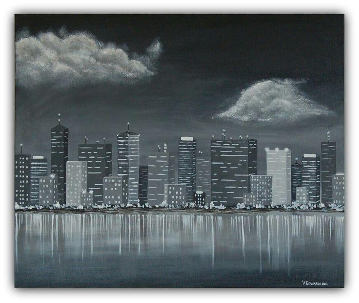 Cityscape by Vanessa Edwards