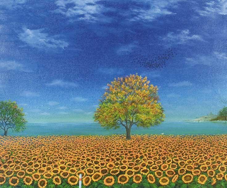 Yalçın GÖKÇEBAĞ - Sanatçı Detayı - Turkish Paintings
