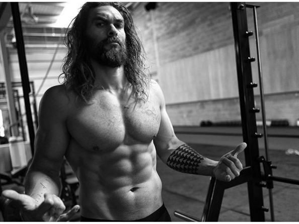Jason Momoa's 10 grizzliest workout moments on Instagram - http://healthbeautytrainer.com/health/jason-momoas-10-grizzliest-workout-moments-on-instagram/