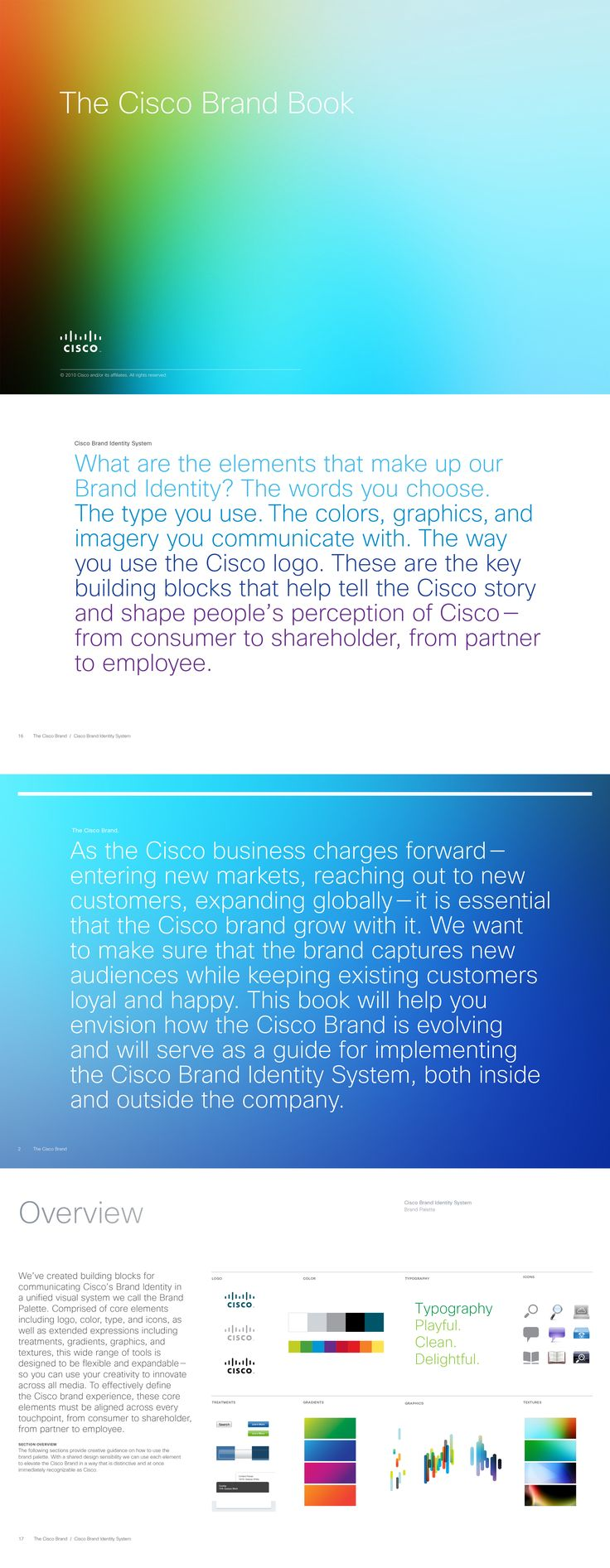 Cisco - guidelines