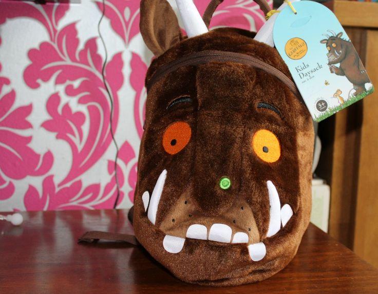 Gruffalo Backpack from LittleLife