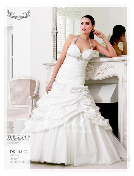 Robes de mariée DIVINA SPOSA 2013  ♥ ** Wedding ** ♥  Pinterest