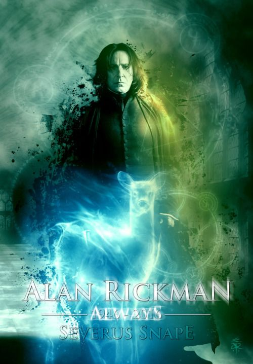 Alan Rickman | Severus Snape Always