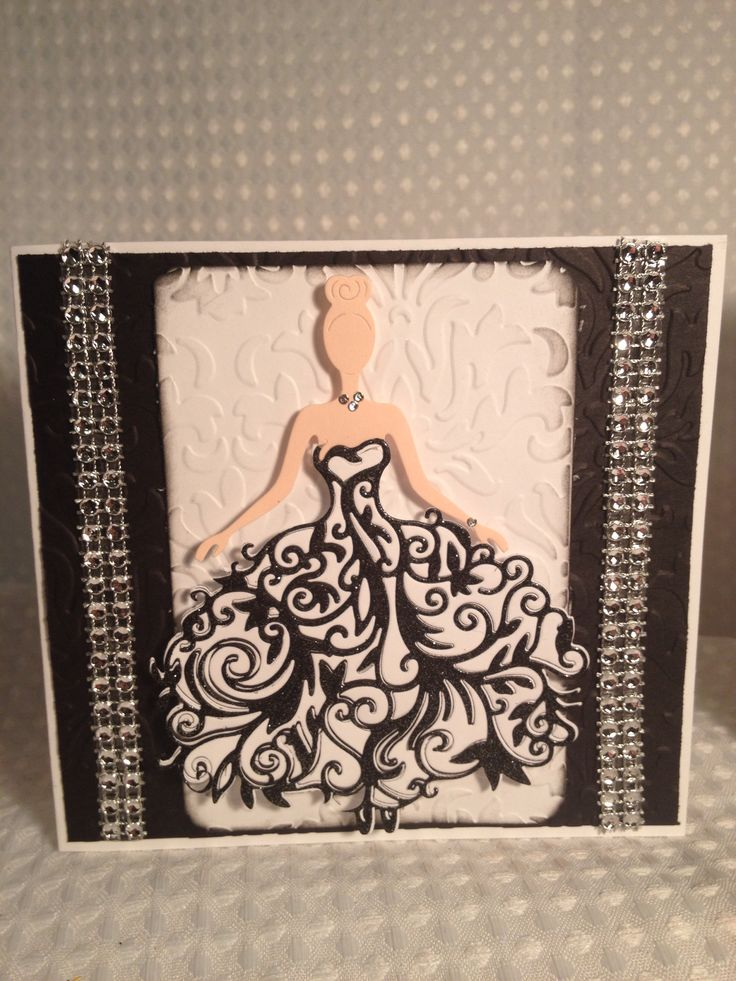 Bella Tattered Lace Card My Homemade Cards Pinterest