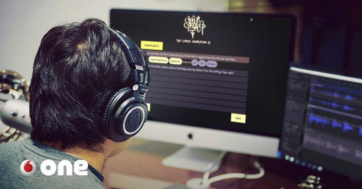 El ordenador que se quiere convertir en el rey del rap    El ordenador capaz de crear rimas de rap. La inteligencia artificial consigue las palabras perfectas para los versos musicales.