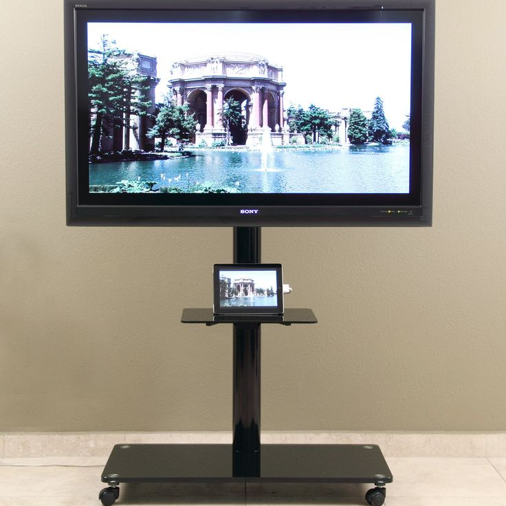 tv stands with mounts are slim or so narrow that there core function is to hold