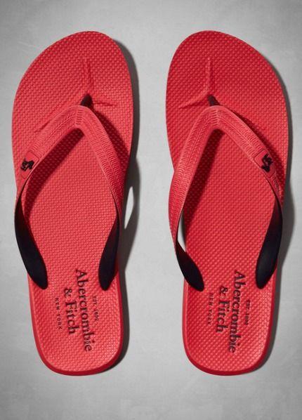 Classic Rubber Flip Flops