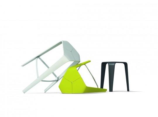 #HOC: lo #sgabello #minimalista per la #stanza dei #ragazzi