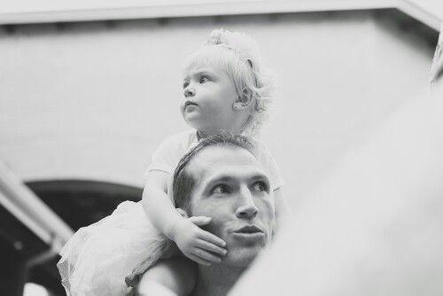 Lee-Ann and daddy  www.snapmepretty.com
