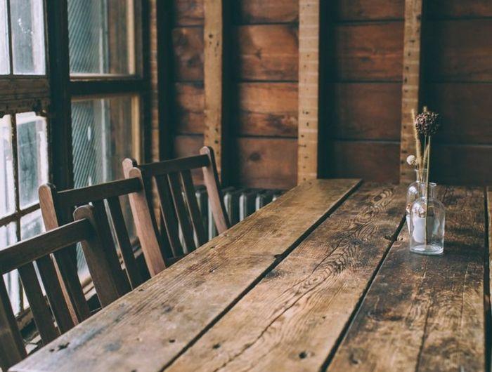 les 25 meilleures id es de la cat gorie table bois brut sur pinterest tr taux tables de salle. Black Bedroom Furniture Sets. Home Design Ideas