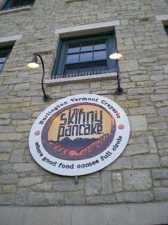 The Skinny Pancake: Skinny Pancake, Burlington, VT