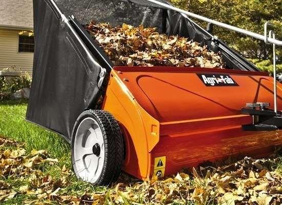 Leaves Mower Lawn Picks