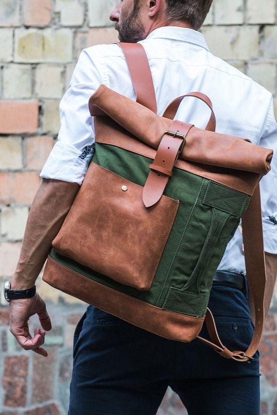 RE: Messenger bag   Ryggsäck väska, Väskor, Ryggsäck