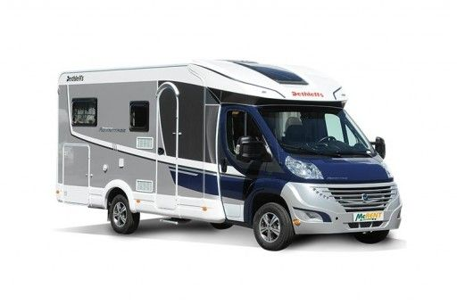 comfort standard t 6671-4 (or similar) - motorhome rental in the Netherlands.
