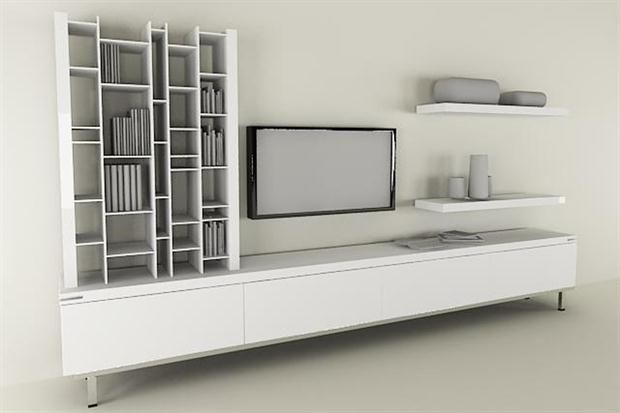 Solución 249: Cómo generar espacios de guardado en tu living