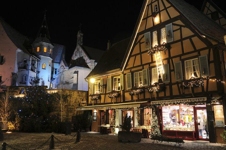 Les Marchés de Noël de Colmar - Eguisheim