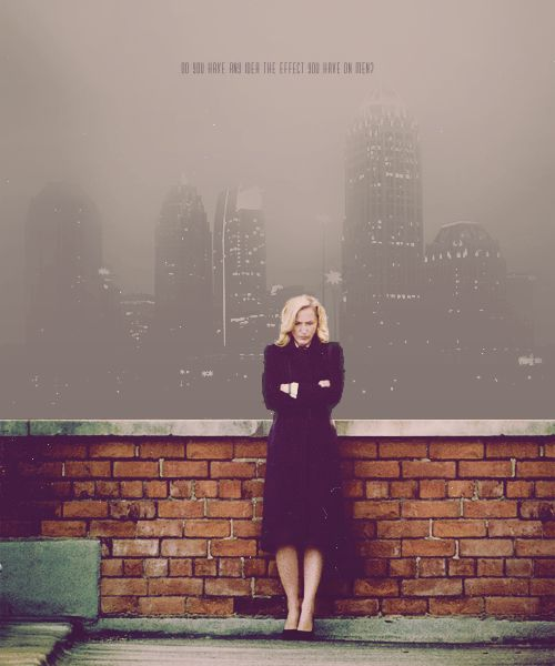 Gillian Anderson as Stella Gibson in 'The Fall'