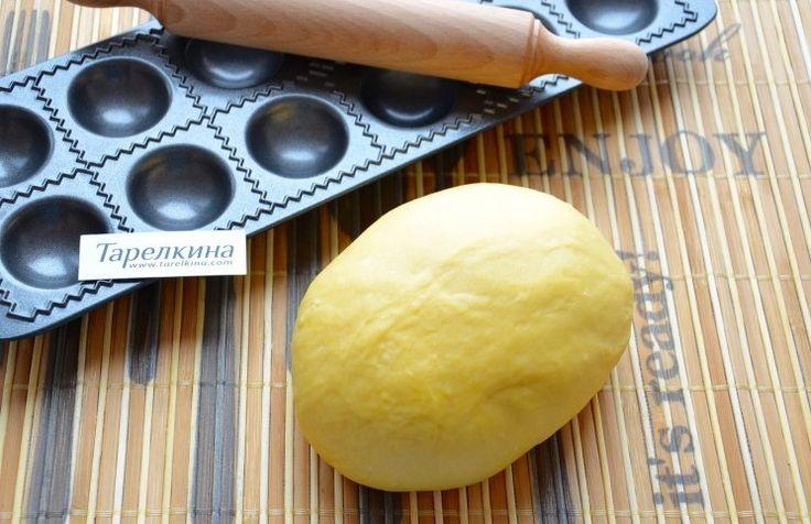 Тесто для пасты и равиоли рецепт от Тарелкиной