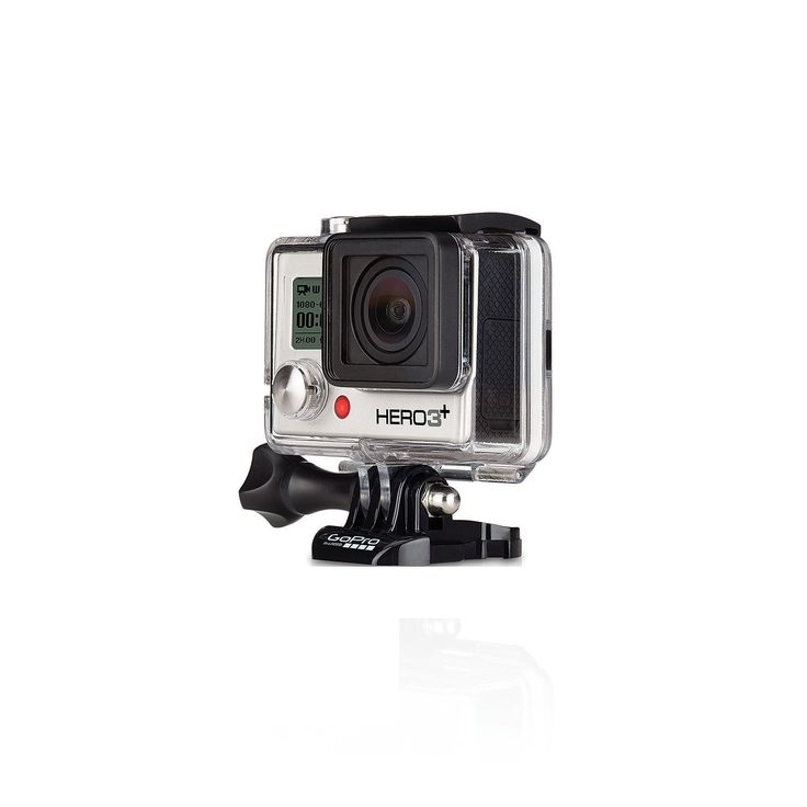 BARGAIN GoPro HERO3+ Silver Edition Camera Camcorder was £279.99 NOW £199 at Amazon CHEAPEST EVER PRICE - Gratisfaction UK