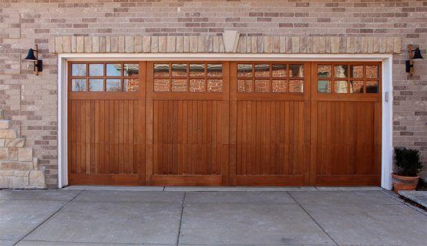 Image result for 16 foot wide carriage door Garage Doors