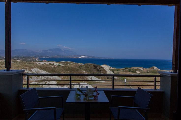 View, Tramonto Suites  Just 400meters from the famous beach of Xi