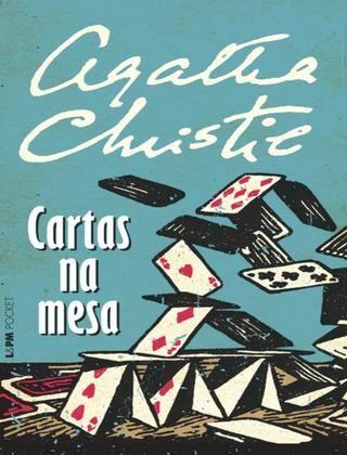Cartas na mesa  Autora: Agatha Christie