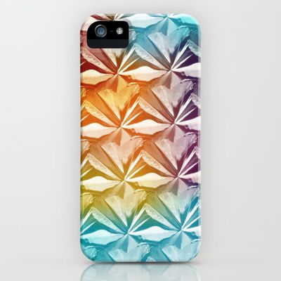 PYRAMID PATTERN iPhone & iPod Case by hardkitty - $35.00
