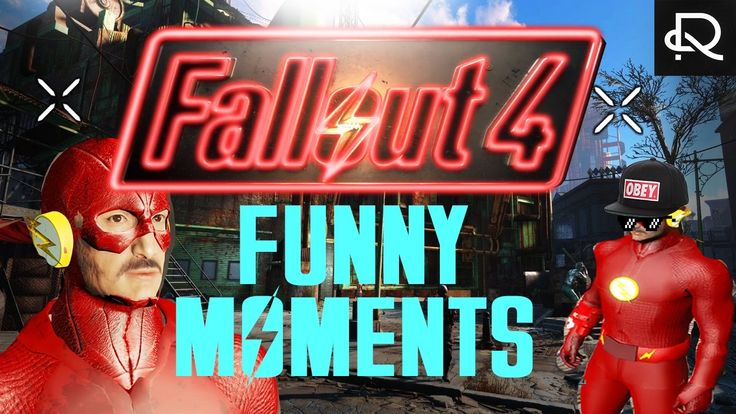 Check Out this Fallout 4 Funny Moments vid if you're bored :) #Fallout4 #gaming #Fallout #Bethesda #games #PS4share #PS4 #FO4