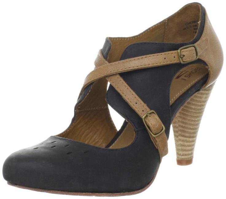 J. Shoes Cherry