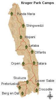 Der Kruger Nationalpark