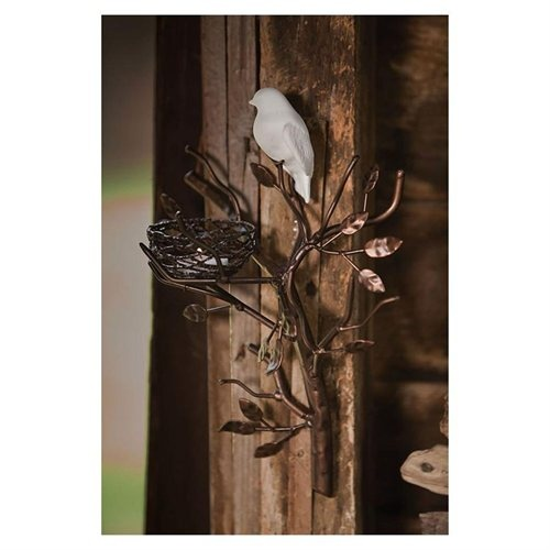 Wall Sconces With Birds : bird branch wall sconce For the Home Pinterest Branches, Sconces and Metals