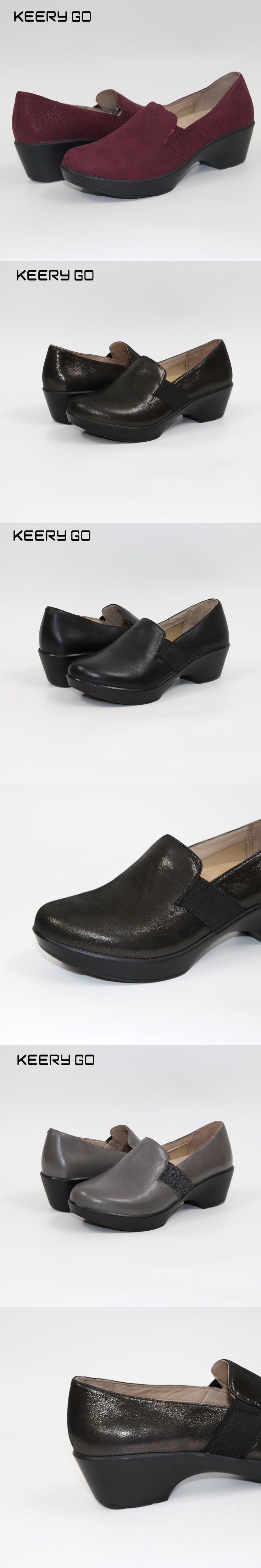 Special offer new high-end head layer cowhide women's shoes Super comfortable shoes health inside and outside the whole skin