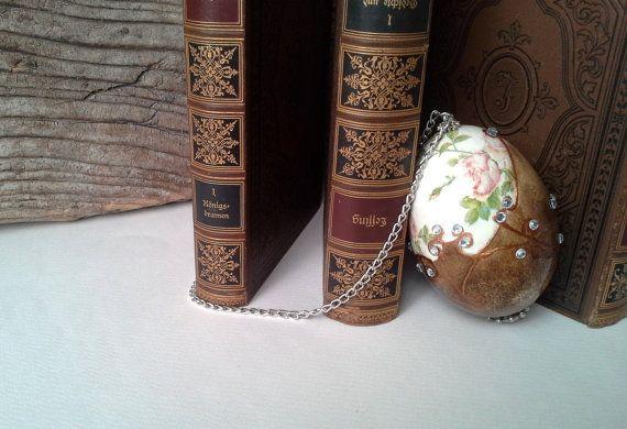 Easter egg romantic easter romantic egg by agnieszkamalik on Etsy, zł44.00