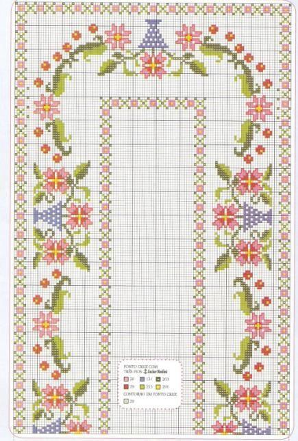Kreuzstich - Cross Stitch - Etamin Seccade