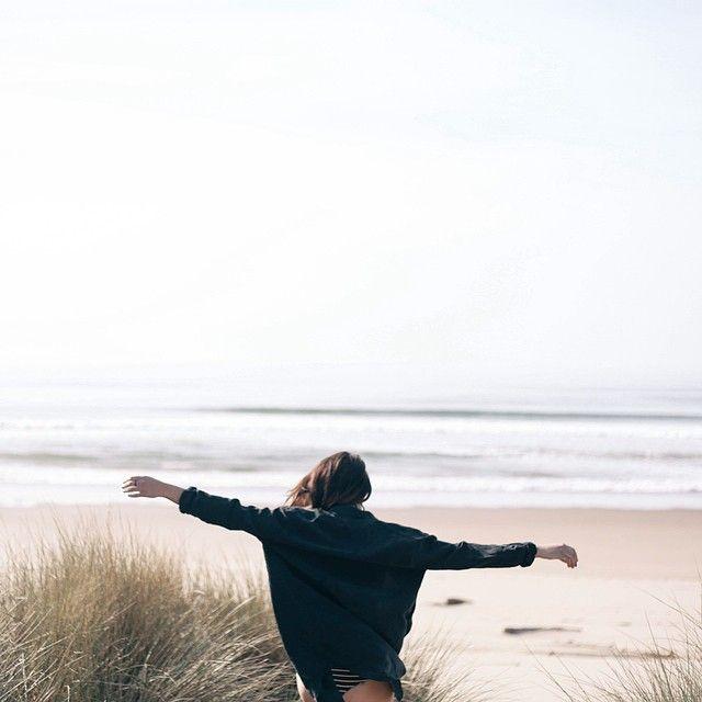 Cuando estás ahí me siento libre, completa, con aire, viva. Sin obstáculo alguno para ser feliz y estar ahí, a tu ladito.