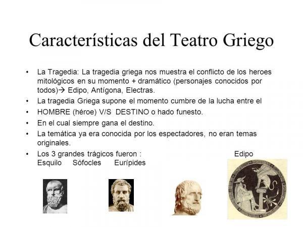Descubre Las Caracteristicas De La Tragedia Griega Resumen En 2020 Tragedia Griega Tragedia Griego