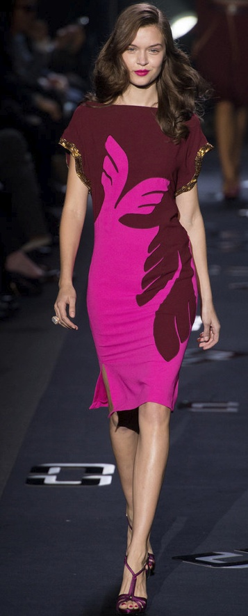 FALL 2013 READY-TO-WEAR  Diane von Furstenberg